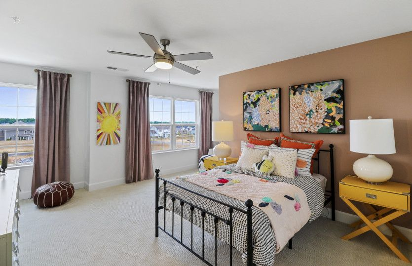 Bedroom featured in the Laramie By Pulte Homes in Atlanta, GA
