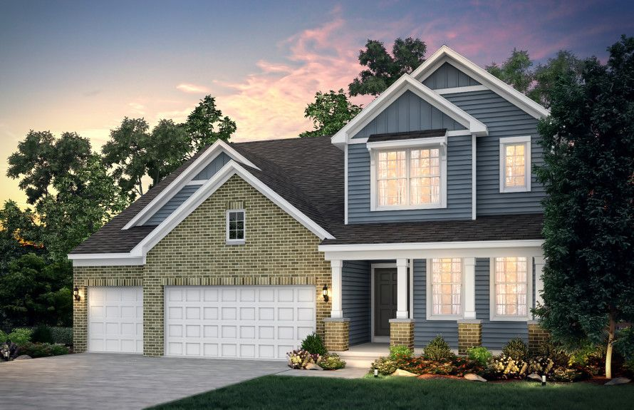 'The Highlands' by Pulte Homes - Illinois - Chicago in Chicago