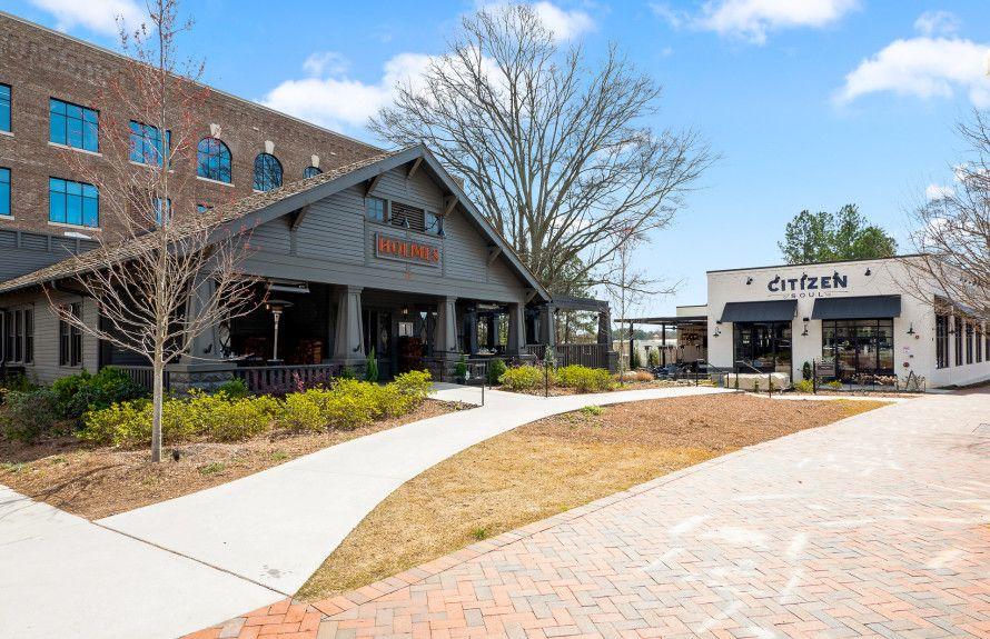 'Berkdale at Crabapple' by Pulte Homes - Georgia - Atlanta in Atlanta