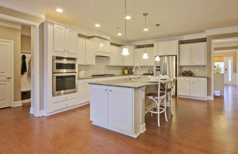 Kitchen featured in the Valleybrook By Pulte Homes in Atlanta, GA