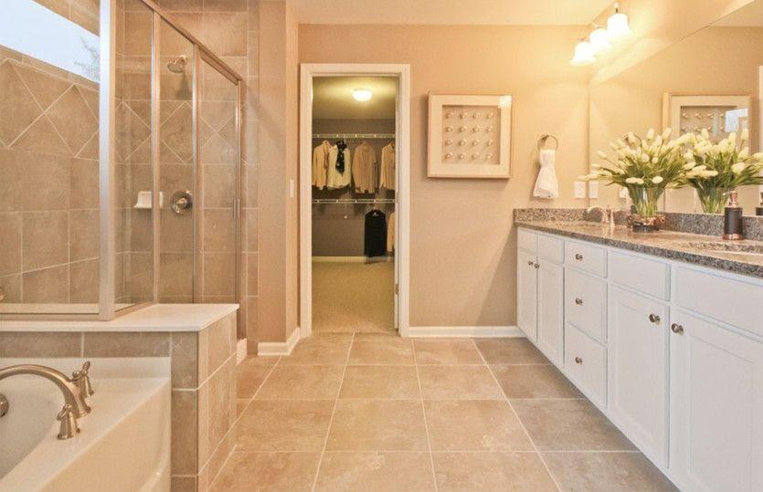 Bathroom featured in the Valleybrook By Pulte Homes in Atlanta, GA