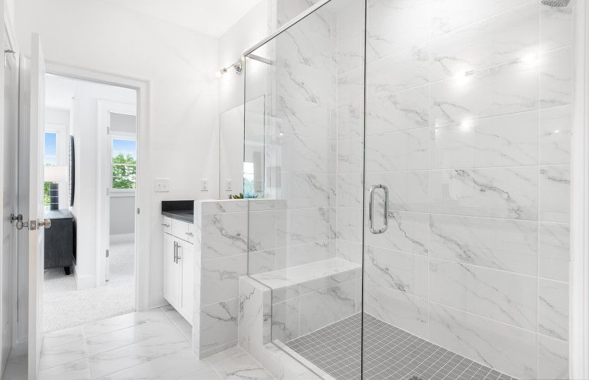 Bathroom featured in the Briarcliff By Pulte Homes in Atlanta, GA