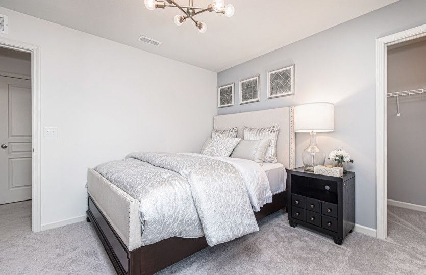 Bedroom featured in the Greenfield By Pulte Homes in Chicago, IL