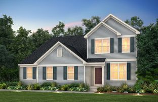 Greenfield - Chasewood at Highland Woods: Elgin, Illinois - Pulte Homes