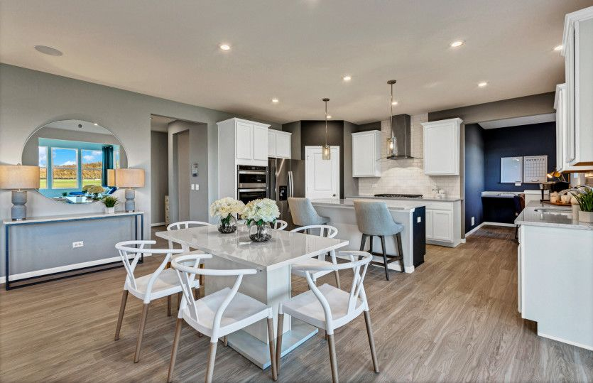 Kitchen featured in the Riverton By Pulte Homes in Chicago, IL