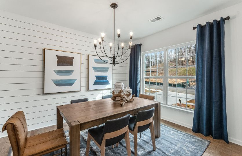 Living Area featured in the Woodward By Pulte Homes in Atlanta, GA