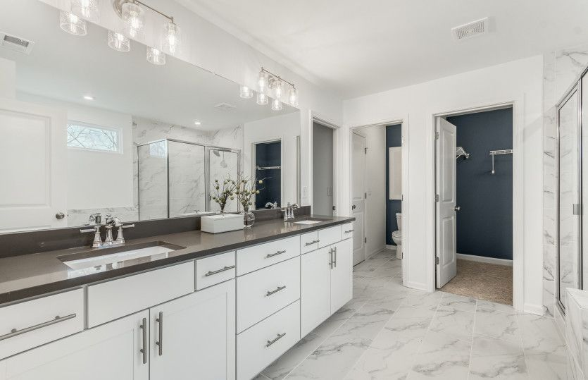 Bathroom featured in the Woodward By Pulte Homes in Atlanta, GA