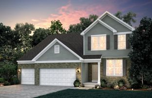 Greenfield - Eastfield: Bartlett, Illinois - Pulte Homes