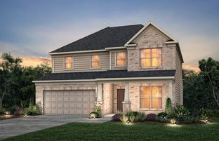 Continental - Woodbridge Estates: McDonough, Georgia - Pulte Homes