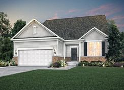 Martin Ray with Basement - Trails of Woods Creek: Algonquin, Illinois - Pulte Homes