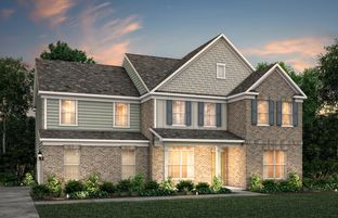 Woodward - Brighton: Fayetteville, Georgia - Pulte Homes
