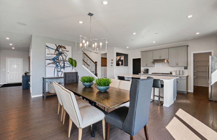 Kitchen featured in the Westchester By Pulte Homes in Chicago, IL