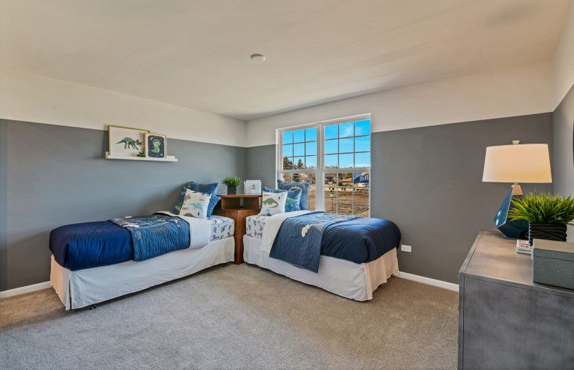 Bedroom featured in the Westchester By Pulte Homes in Chicago, IL