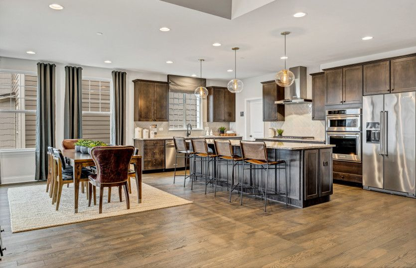 Kitchen featured in the Lyon-Ranch By Pulte Homes in Chicago, IL
