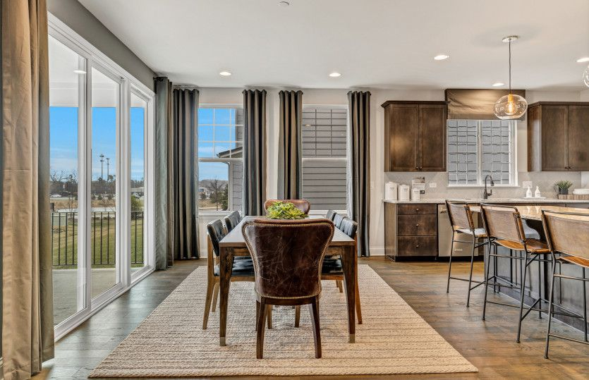 Living Area featured in the Lyon-Ranch By Pulte Homes in Chicago, IL