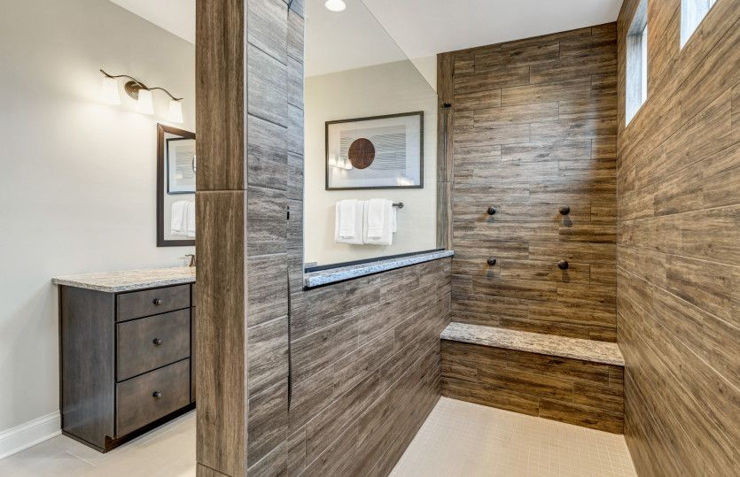 Bathroom featured in the Lyon-Ranch By Pulte Homes in Chicago, IL