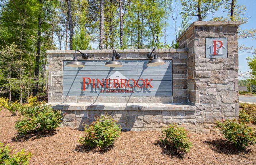 'Pinebrook at Hamilton Mill' by Pulte Homes - Georgia - Atlanta in Atlanta