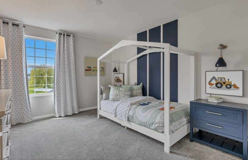 Bedroom featured in the Riverton By Pulte Homes in Chicago, IL