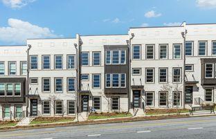 Briarcliff 3-Story - Easton: Atlanta, Georgia - Pulte Homes