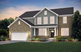 Woodside - Grande Park: Plainfield, Illinois - Pulte Homes