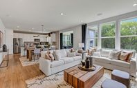 Prairie Woods and Walnut Glen by Pulte Homes in Chicago Illinois