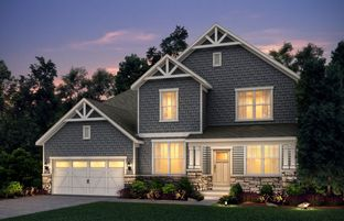 Riverton - Sheldon Woods: Mundelein, Illinois - Pulte Homes