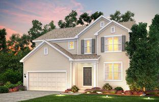 Mercer - Prairie Woods and Walnut Glen: Island Lake, Illinois - Pulte Homes