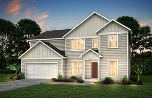Frazier - Westfield Village: Covington, Georgia - Pulte Homes