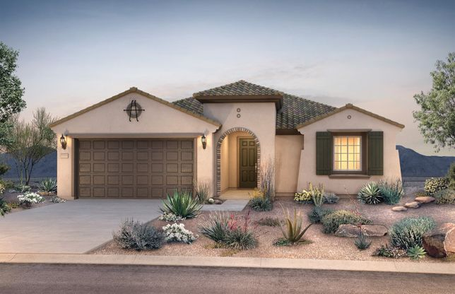 Gardengate:New Home for Sale in Peoria - Gardengate Exterior A