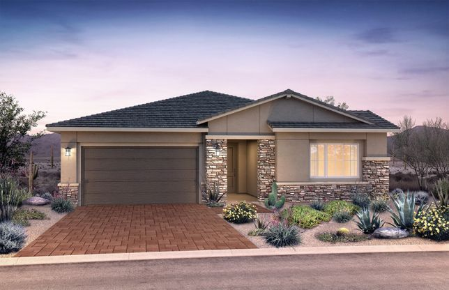 Parklane:New Home Construction in Phoenix - Parklane Exterior C