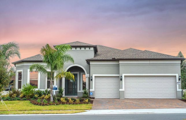 Pinnacle:New Construction Home Pinnacle Floorplan For Sale at Brookmore Estates