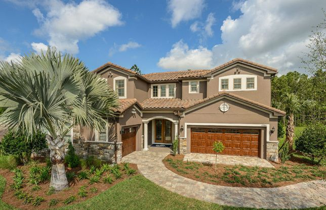 Portside:New Construction Home Portside Exterior for Sale at Enclave