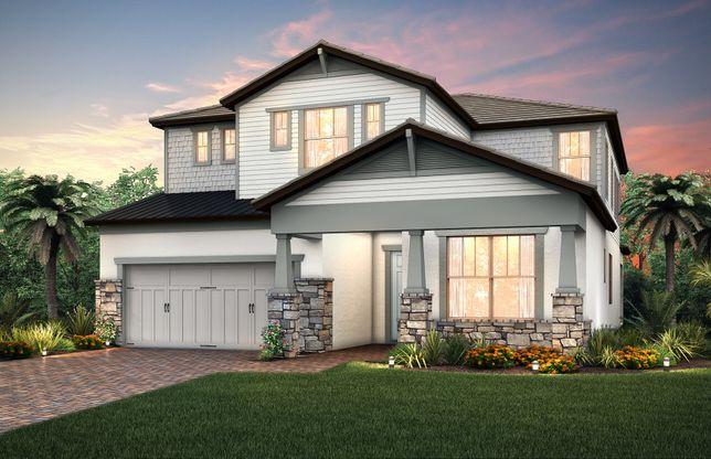 Casoria:New Home for Sale in Dr. Phillips - Casoria Exterior 11