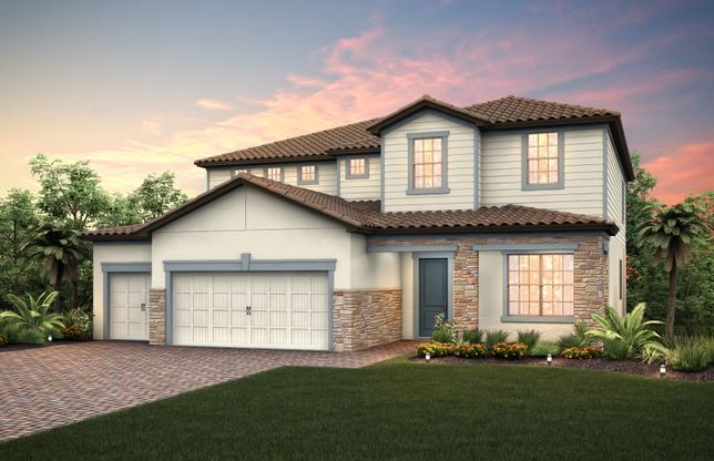 Siena:New Home for Sale in Dr. Phillips - Siena Exterior 4
