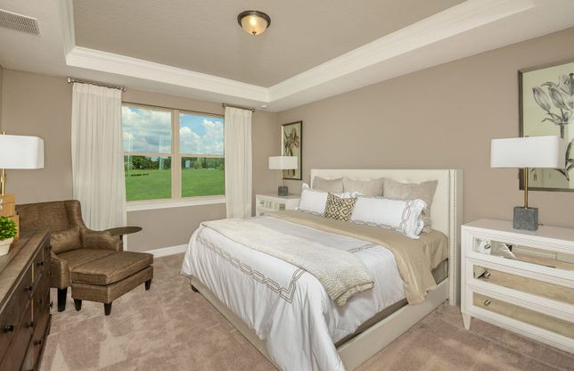 Exterior:New Home Construction - Lakeshore Owner's Suite