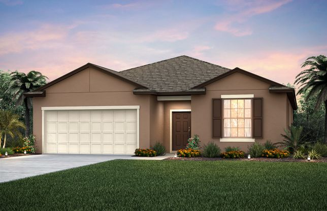 Oasis:New Construction Home For Sale - Exterior 1