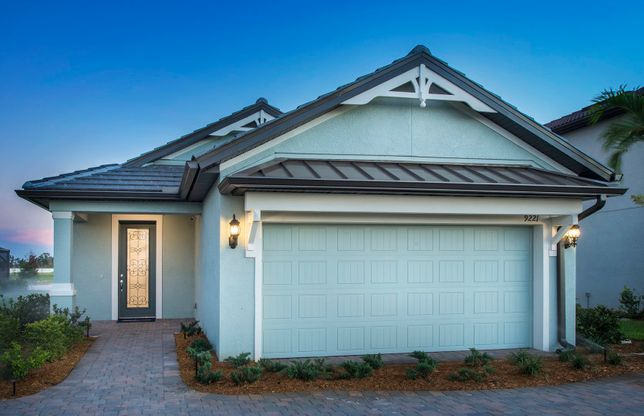 Tropic:Elevation KW2B with tile roof