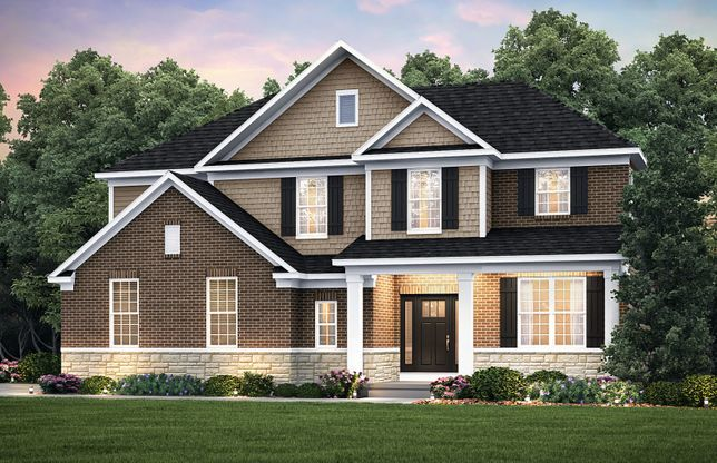 Maple Valley:Home Exterior HR2T-12