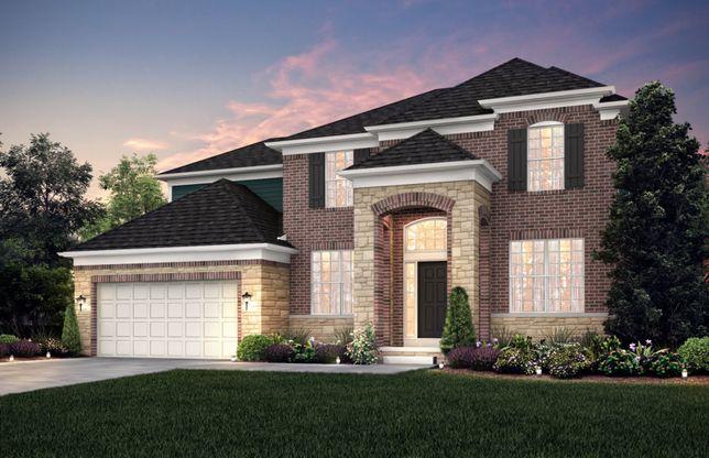 The Lauren home design