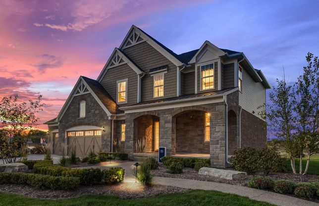 Parkview Homes By Pulte