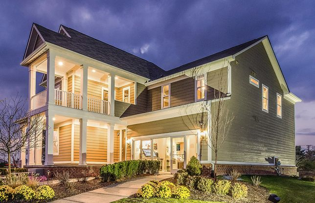 Eastfield model home