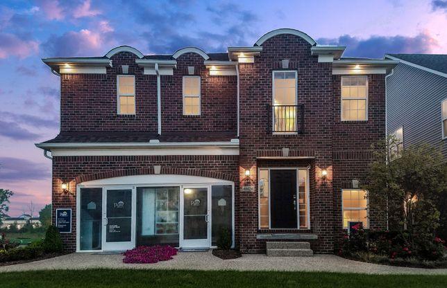 Exterior:Everett Home Design