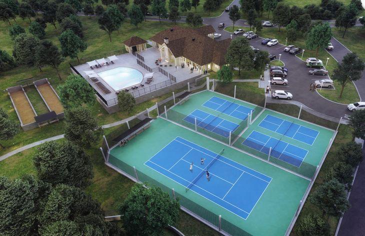 Resort-style onsite amenities