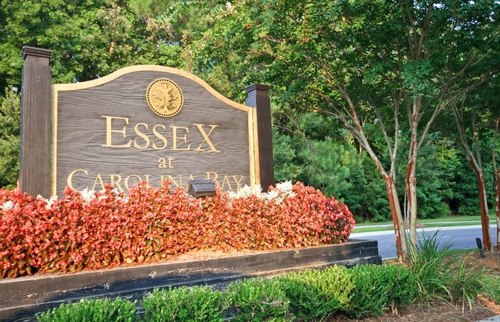 The Entrance to Essex at Carolina Bay