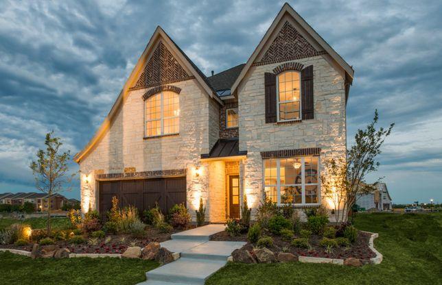 New Homes in McKinney, Texas