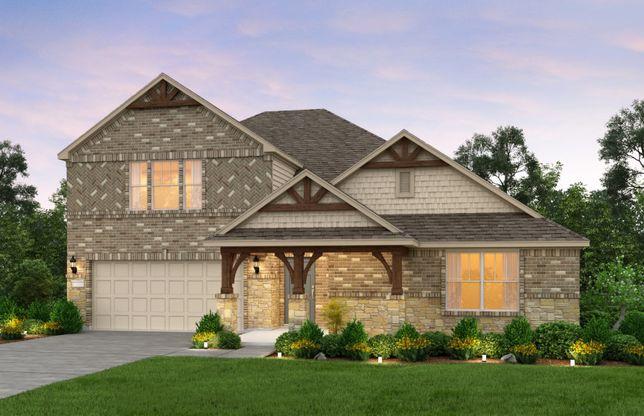 Midland:Home Exterior F