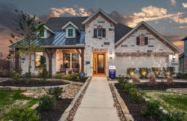 Model Homes Now Open