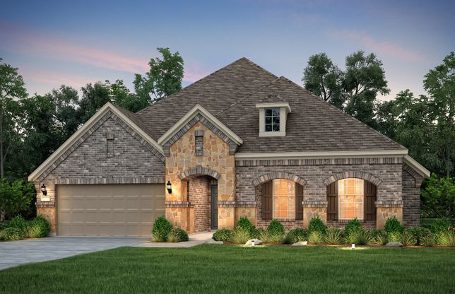 Kennedale:Front Exterior C