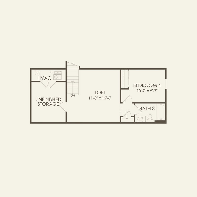 Bedrock Plan At Grandview Estates In Canton Mi By Pulte Homes
