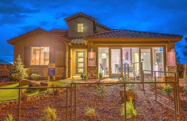Carissa model home exterior